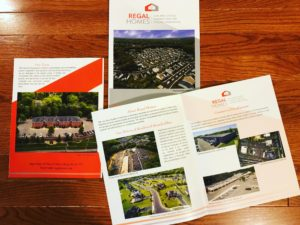 graphic design and brochures NJ